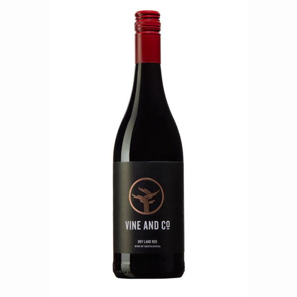 Matthew van heerden vine and co dryland red