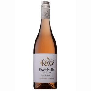 foothills dry Rosé 2016